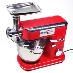 Hauswirt HM750 PLUS 4.5 L Chef Gourmet 8-Speed Stand Mixer (Full Features: Chopper/Grinder/Mincer/ Noodle/Sausage)