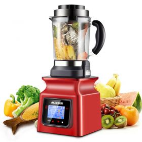 AUX Smart AUX-PB927 Multi-Functional High-speed Hi-power BPA-free High Borosilicate Glass Blender with Heating System