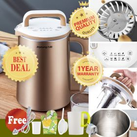 Joyoung® DJ13B-D81SG Multi-functional Micro Fine Grinding Concentrated Sieve-free Soy Milk Maker