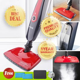 HAAN SIC-4000R Korean Floor Sanitizer, Steam Mop, Floor Steamer