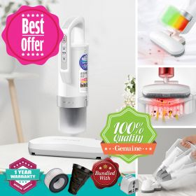 IRIS OHYAMA IC-FAC2C Ultra-light Dust Mites Terminator Mattress and Furniture Handheld Vacuum Cleaner