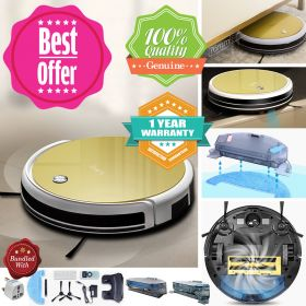 ILIFE X432 Ultra Slim Self-recharge Vacuum / Mopping Cleaning Robot with 300ml Detachable Reservoir