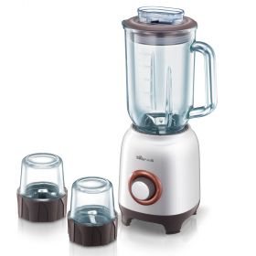 Bear LLJ-A12A1 High-speed Food Prep Glass Jug Food Processor Shredder/Grinder/Blender