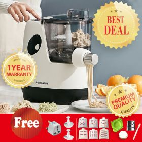 Joyoung M5-L81 Panda-designed Family Spiral Dough Mixing Shaft Noodle Maker & Pasta Maker