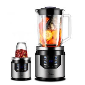 Midea MJ-BL80Y21 Multi-Functional High-speed Hi-power BPA-free Food-grade Glass Blender