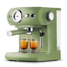 Petrus PE3606 Nostalgic 19 Bar Italian Pump Semi Automatic Espresso and Cappuccino Machine