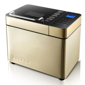 Petrus PE9600 Multi-functional Auto Fruits & Nuts Dispenser Smart Bread Maker with Ice-cream Function