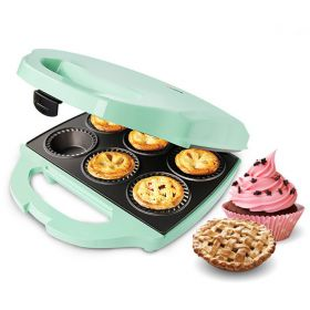 Roche's Choice RH0058 6-slot Multi-functional Electric Little Cup Cake / Tart / Pizza / Pie Maker