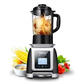 SKG DG2086 Multi-Functional High-speed Imported BPA-free High Borosilicate Glass Blender with Heating System