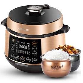 Joyoung Y-50C810 5L Multi-functional Dual Spherical Insert Programmable Pressure Cooker