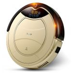 Haier SWR-T320 Self-recharge Vacuum and Mopping Cleaning Robot with 180ml Built-in Reservoir