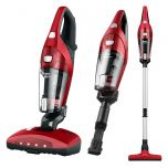 Haier ZC405S UV-C Dustmite Terminating 3-in-1 Cyclonic Bagless Stick and Handheld Vacuum Cleaner