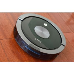 ILIFE X800 Home Eye Gyroscopic Navigating Highly Organized Cleaning Robotic Vacuum Cleaner