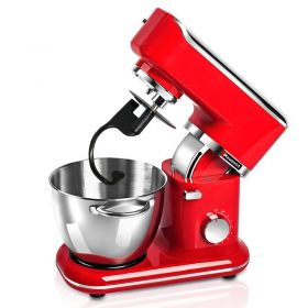 Hauswirt HM750 4.5 L Chef Gourmet 8-Speed Stand Mixer with Power Hub Attachment Capability