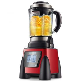 AUX Smart AUX-PB921 Multi-Functional High-speed Hi-power BPA-free Dual High Borosilicate Glass Blender with Heating System