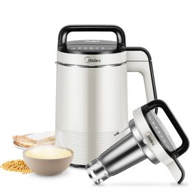 Midea DJ12B-Easy201 Intelligent Temperature Control Super-fine Concentrated Grinding Sieve-free Soy Milk Maker