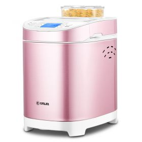 DONLIM DL-T09G Multi-functional Colored Stainless Steel Auto Fruits & Nuts Dispenser Programmable Artisan Bread Maker
