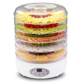 FOOD FD-770C Beef Jerky, Dry Fruit, Herbs, Vegetable and Camping Dish BPA Free Smart Food Dehydrator