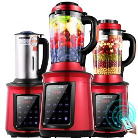 AUX HX-PB980 WIFI Cloud Recipe High-speed 8-point Blade BPA-free 3 Jugs Blender with Heating System
