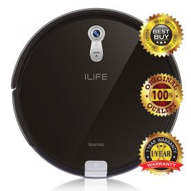 ILIFE X660 Omnivision Gyroscopic Navigating Highly Organized Cleaning Robotic Vacuum Cleaner