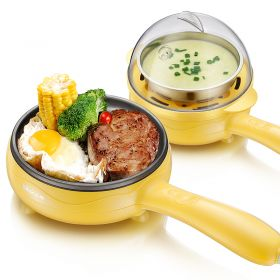 Bear JDQ-C3011 Korean Mini Multi-functional Non-stick Electric Skillet / Steamer