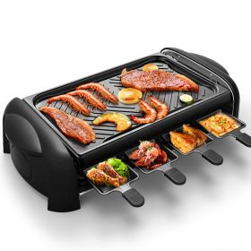 Liven KL-J4300 Korean Electric Party Gourmet Non-Stick Raclette Grill
