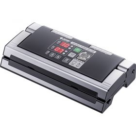 Magic Seal MS180 Double Pump Vacuum Sealer Machine, Fresh Food-Sealer For All type of Bag, Vacuum Packing Machine For Food Preservation and Non-Food Sealing