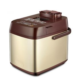 Petrus PE6280 Multi-functional Auto Fruits & Nuts Dispenser Programmable Bread Maker (Brown)