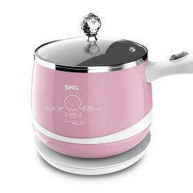 SKG 8085S / SKG 8086 Multi-functional 1.5L Electric Cooker / Hot Pot with SUS304 Stainless Steel Steam Tray and Egg Rack