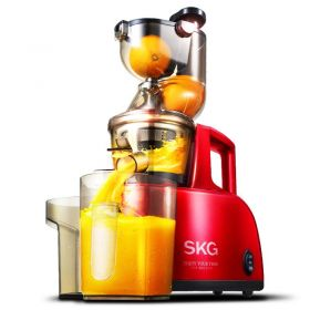 SKG A8 New Generation Multi-functional Wide Feeding Chute Anti-Oxidation Auger Masticating Slow Juicer