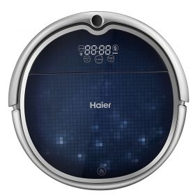Haier TAB-T330B-T Wi-Fi Control Robot Vacuum Floor Scrubbing & Mopping with Detachable Water Reservoir