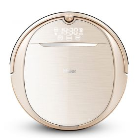 Haier TAB-T350G Wi-Fi APP Controlled Self-organised Navigation 1200Pa Powerful Suction Robotic Vacuum Cleaner
