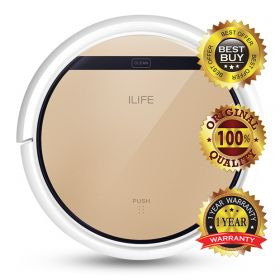 ILIFE V5s PRO Cleaning Robot Vacuum Floor Scrubbing & Mopping with 300ML Water Tank