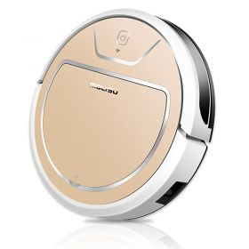 MOLISU V8S PRO Robotic Vacuum Cleaner with APP Remote Control, 2,000Pa Strong Suction System and 350ml Electronically Controlled Water Tank