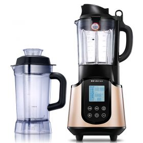 Nintaus X1 Smart High-speed 8-point Blade BPA-Free High Boron Glass Blender with Heating System